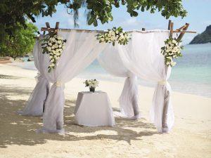 Seychelles : C'est la bonne île pour se marier !